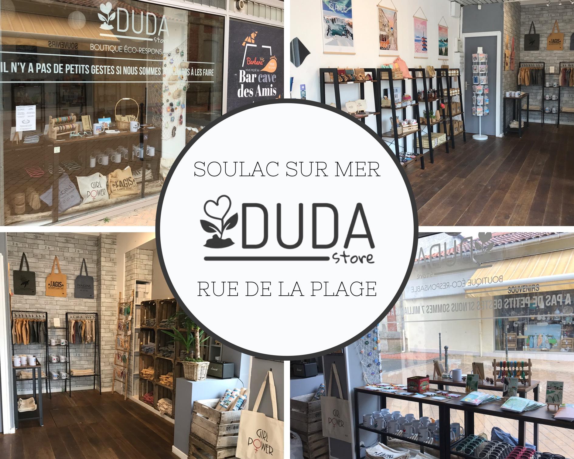 Photos de notre boutique